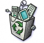 Better management of e-waste