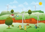 Renewable energy: A major player in the European energy market