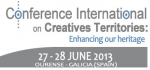 Conference International on Creatives Territories