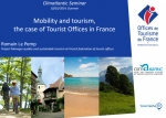 Mobility and tourism