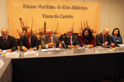 Viana do Castelo hosted the 2nd Forum of the Sea