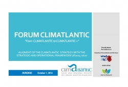 """From CLIMATLANTIC to CLIMATLANTIC+"""
